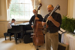 Cavalier and King Reception - Jazz Band