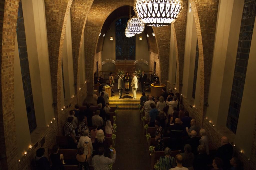 Cavalier and King Wedding - Chapel